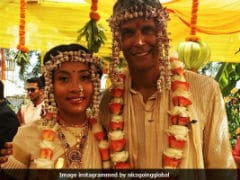 Milind Soman Marries Ankita Konwar. See Wedding Pics