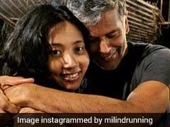 मिलिंद सोमन का 25 साल छोटी गर्लफ्रेंड से हुआ ब्रेकअप? PHOTOS में  जानें क्या है सच्चाई