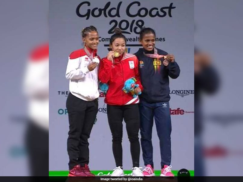 Commonwealth Games 2018, Day 1, Highlights: Mirabai Chanu, P Gururaja Shine For India On Day 1