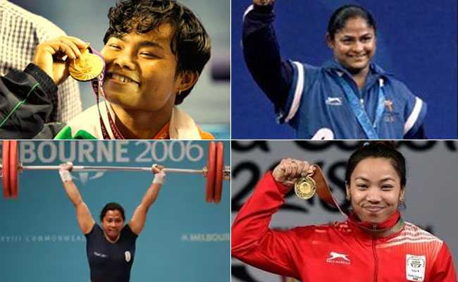 Mirabai Chanu Wins Gold In CWG 2018: 10 Other Indian Women Weightlifters Who Made India Proud