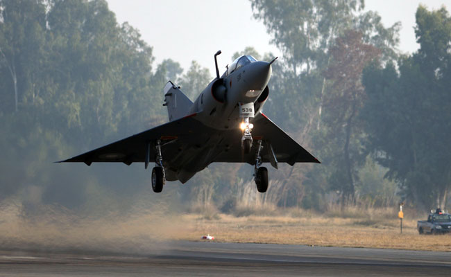 Thrifty At 50: Pakistan Keeps Ageing Mirages Flying