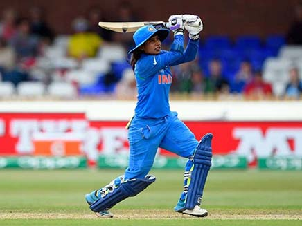 Mithali Raj Breaks Charlotte Edwards Record, Becomes Most Capped Player In Women