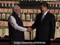 What About Doklam, Asks Congress As PM Modi Meets Xi In China