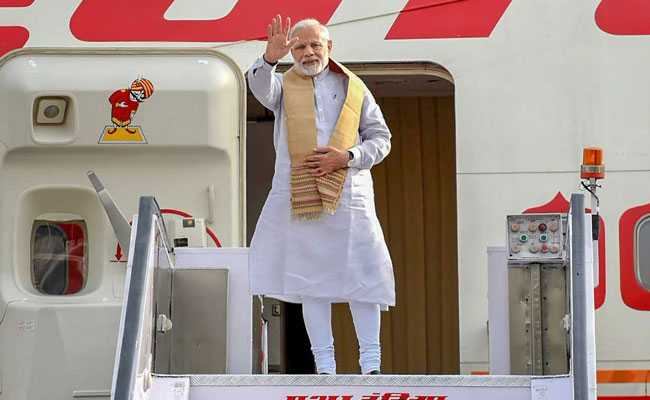 Commonwealth, Indo-Nordic Meets In Sight, PM Modi Leaves For Sweden And UK