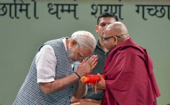 भारत में विभिन्न धर्मों के बीच कोई भेद नहीं होता है : पीएम नरेंद्र मोदी