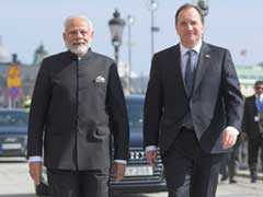 PM Modi Holds Bilateral Meetings With Nordic Counterparts In Sweden