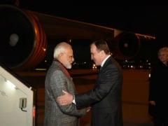 PM मोदी स्वीडन पहुंचे, प्रोटोकॉल तोड़कर प्रधानमंत्री स्टेफान लोफवेन ने किया गर्मजोशी से स्वागत