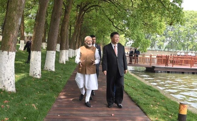 India, China Celebrate First Anniversary Of PM Modi-Xi Jinping Wuhan Summit