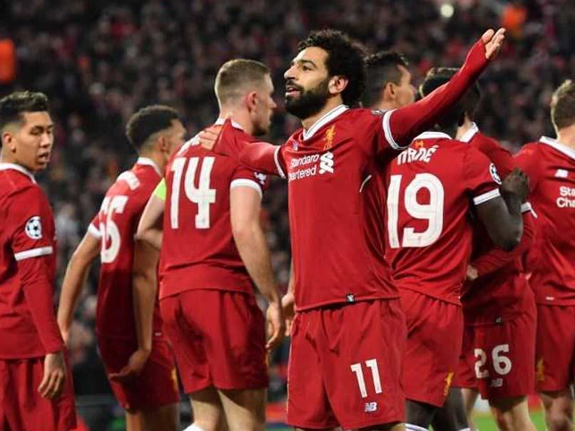 Champions League: Liverpool Stun Manchester City, Barcelona Thrash Roma