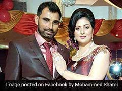Wife Hasin Jahan Files Court Case Against Cricketer Mohammed Shami