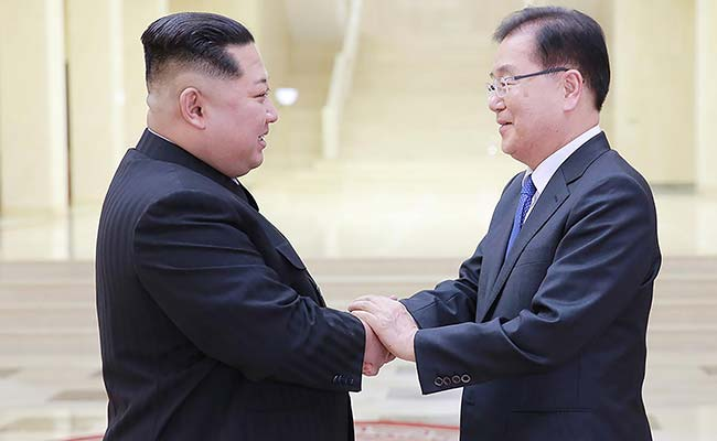 Kim Jong Un And Moon Jae-In: The Heir Born To Rule And The Escapee's Son