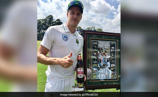 SA vs AUS: दक्षिण अफ्रीका की ऐतिहासिक जीत के बाद मोर्ने मोर्केल ने शान के साथ क्रिकेट को कहा अलविदा...