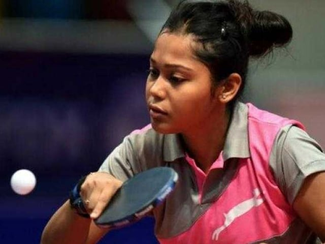 Commonwealth Games Medallist Mouma Das Has Anxious Moments Over Baggage At Airport