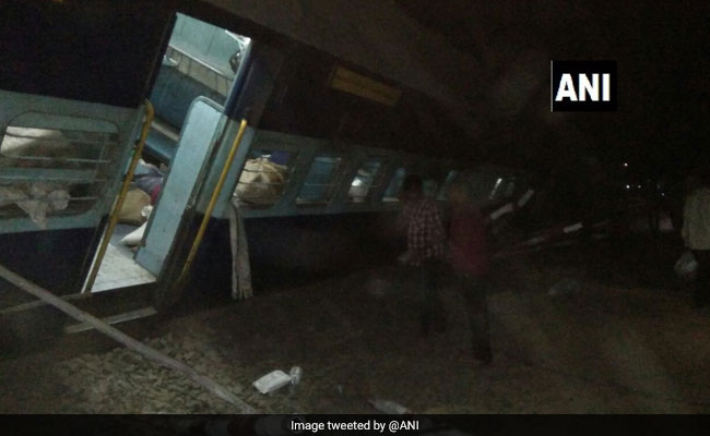 6 Injured As Passenger Train Derails In Madhya Pradesh