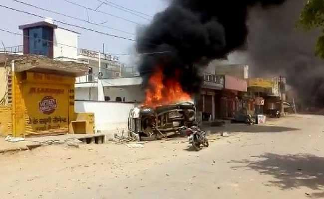 Madhya Pradesh Sees Worst Violence During Bharat Bandh, 5 dead