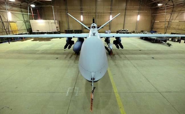 mq 9 reaper drone reuters
