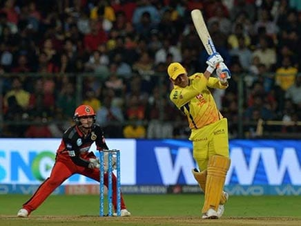 IPL 2018: MS Dhoni Is The