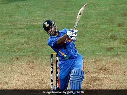 MS Dhoni Receives Padma Bhushan On The Day When India Lifted The 2011 ICC World Cup