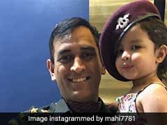 MS Dhoni's Special Message For Armed Forces After Being Honoured With Padma Bhushan