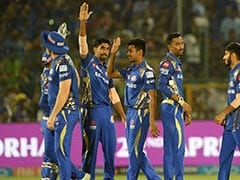 IPL Live Score, MI vs SRH: Mumbai Lose Markande, SRH On Top