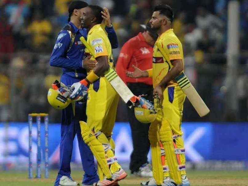 IPL 2018: When And Where To Watch, Mumbai Indians Vs Chennai Super Kings