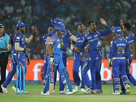 IPL 2018 Rajasthan Royals vs Mumbai Live Cricket Score: Bumrah