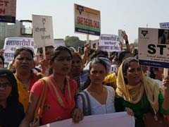 Hundreds Of Mumbaikars Assemble To Protest Kathua, Unnao Rape Cases