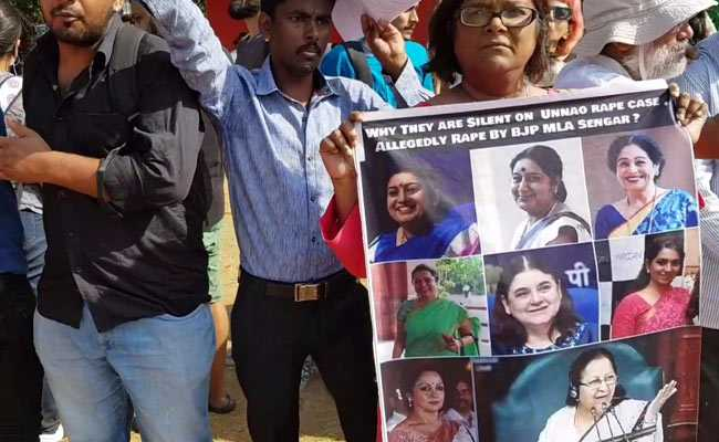 mumbai protest