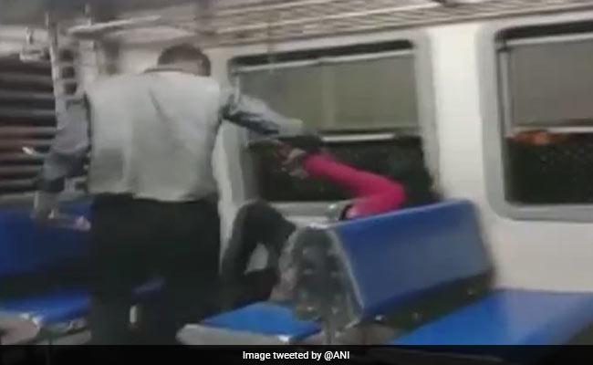 Horrific Assault On Mumbai Woman On Train Was Filmed