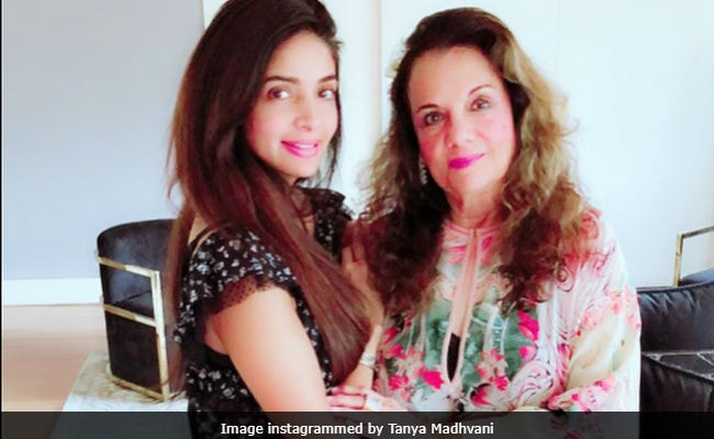 Mumtaz's Daughter Shares Pics Of The Actress, Says She's 'Happy And Healthy'