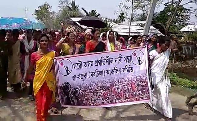 11-Year-Old Raped And Burnt Alive: How A Village In Assam Came Together