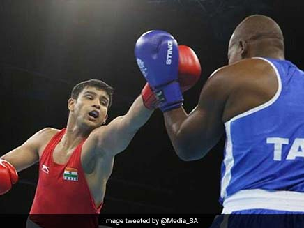 Commonwealth Games 2018: Bronze For Naman Tanwar, 3 Other Boxers In Finals