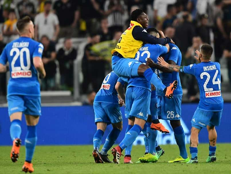 Serie A: Last-Gasp Kalidou Koulibaly Gives Napoli Victory As Juventus Lead Cut To One Point