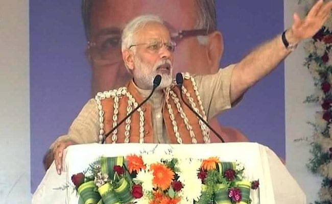 Amid Dalit Anger, PM Modi Invokes Ambedkar, Credits Him For Landing Top Job