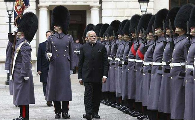 narendra modi in uk