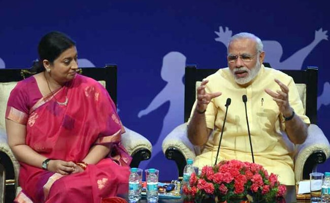 PM Modi Overrules Smriti Irani, Cancels 'Fake News' Order: 10 Points