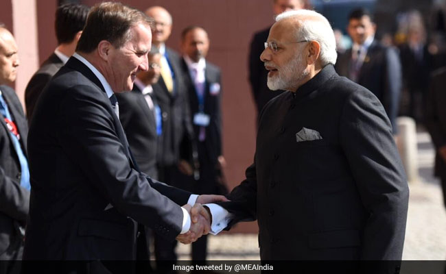 PM Modi In Sweden Highlights: Bilateral Summit, Round Table On Agenda
