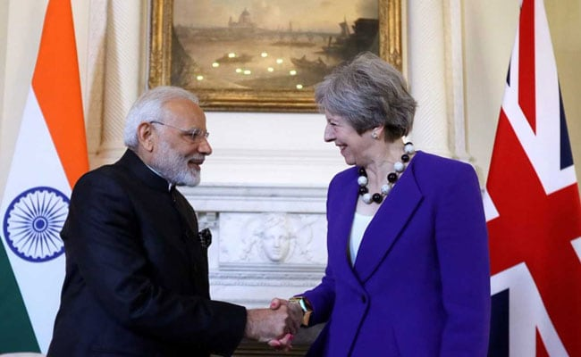 Narendra modi in uk complete list of agreements mous signed complete list of agreements signed between india and uk after pm modi theresa may hold platinumwayz