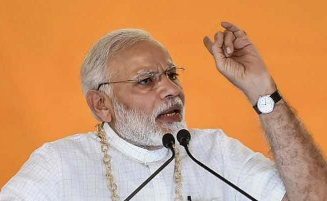 PM Modi To Address Karnatata BJP's Farmers Cell Workers Via His App