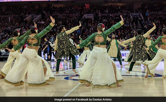 Ranveer Singh 'Likes' This NBA Halftime Show For Its Bajirao Mastani Link