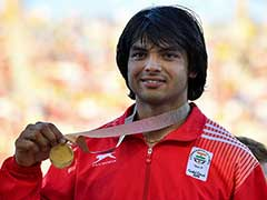 Neeraj Chopra The Star As Track And Field Athletes Land Back From CWG