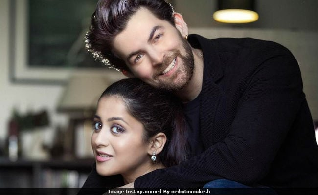 Neil Nitin Mukesh Announces Wife Rukminis Pregnancy With Adorable Posts