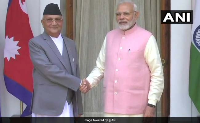 Nepal's KP Oli Seeks Investment, Discusses Trade Deficit In Talks With PM Modi