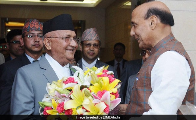 Nepal PM Arrives In India, Trade Deficit, Connectivity Likely On Agenda
