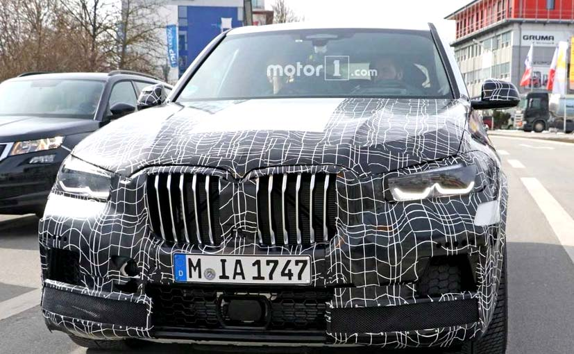 New BMW X5 M Spied With Full Production Body