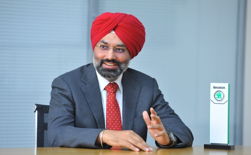 new head of skoda india
