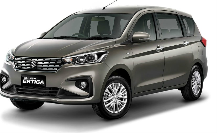 New Maruti Ertiga 2018 Unveiled; Expected Launch Date, Specifications, Features & Images