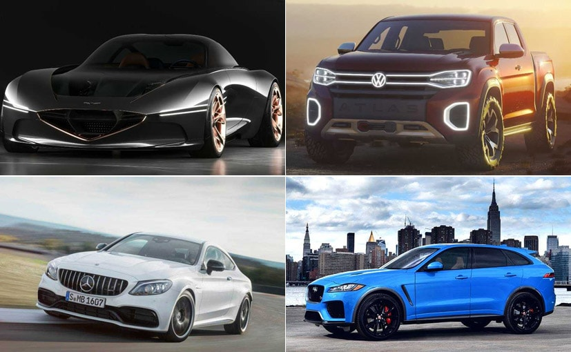 New york motor show 2018 top cars to watch out for ndtv for Pb motors rochester ny