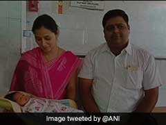 Baby Girl Enrolled For Aadhar Within 2 Minutes Of Being Born