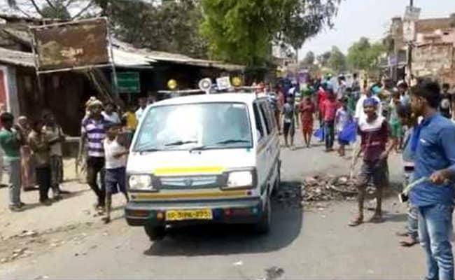 बिहार: भारत बंद के दौरान वैशाली में नवजात ने सड़क पर तोड़ा दम, एंबुलेंस को नहीं मिला रास्ता